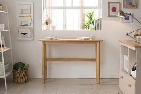 바게트 원목 테이블/