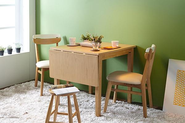 프렌치 확장형 식탁 테이블(의자미포함)