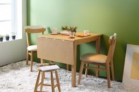 프렌치 확장형 식탁 테이블(의자미포함)/