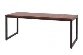 네드 멀바우 스틸 테이블 1800/